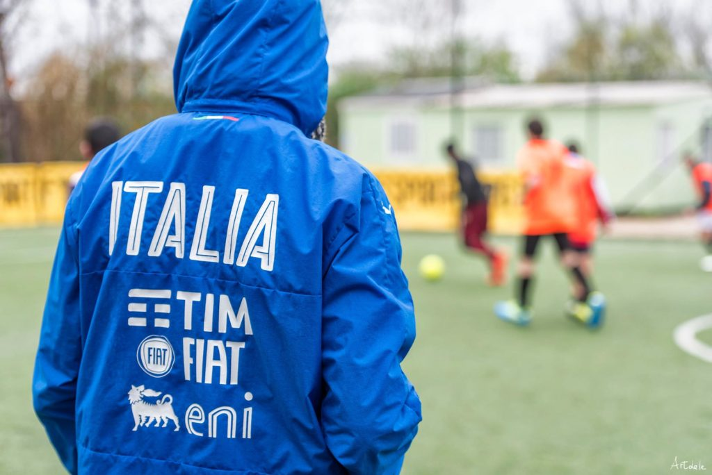 "Nazionale Italiana ""Crazy For Football"": pronti per l'elenco dei convocati?"